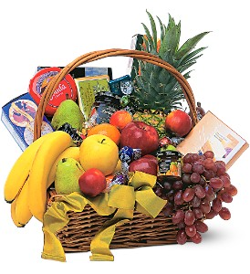 Fruit & Snack Baskets